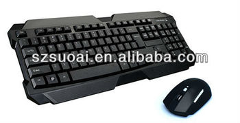 wireless gaming mouse and keyboard