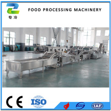 green beans processing cutting machine/vegetable industrial machine/carrot frozen production line