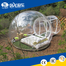 good quality inflatable bubble tent, inflatable clear tent for sale