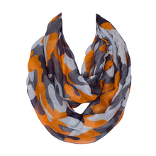 Muiti colors camouflage printing military cool circular neck scarf