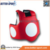 reversible WKF karate body protector, used as the body karate equipment