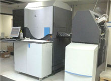 2005 HP Indigo 3050 Digital Printing Press
