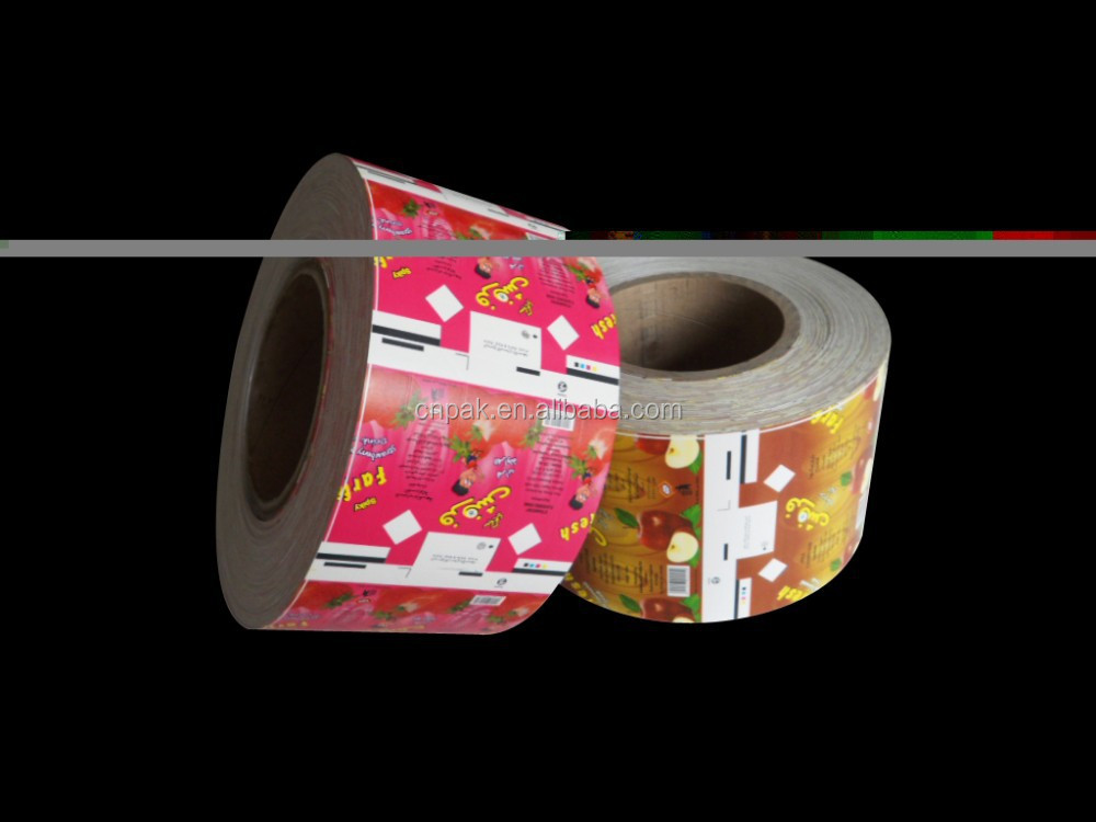 Aseptic packaging paper suitable for IPI filling machine