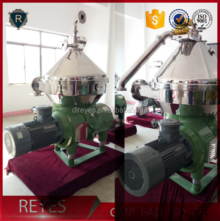 Disc Soybean oil Separator For Washing and Neutralization