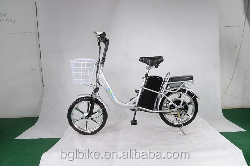 China Zhejiang 36V lithium battery electric <strong>bike</strong>