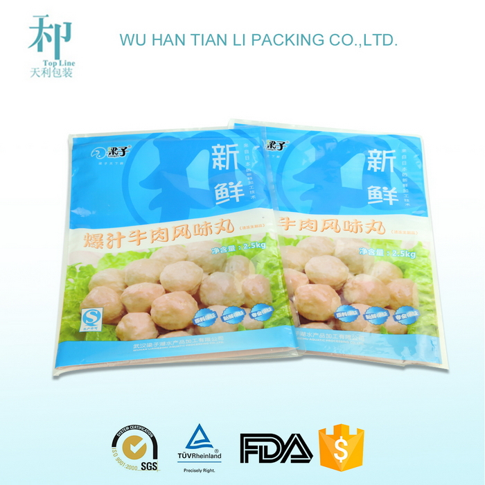 frozen food packaging supplies