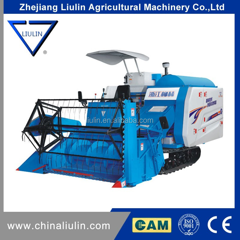 Used Mini Rice Combine Harvester ,new Small Mini Rice Wheat Combine Harvester For Sale