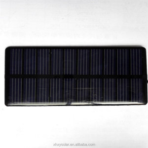 Customized Mono and Poly cheap mini epoxy/PET solar panel