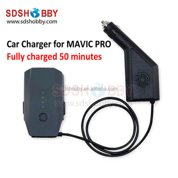 Intelligent Battery Charger Car Charger 6A Output for DJI MAVIC PRO