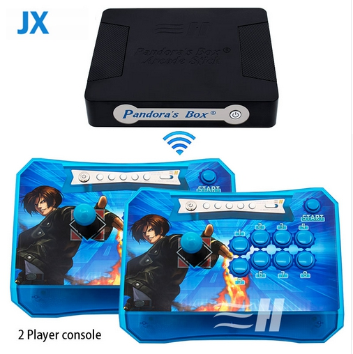 Manufacturer direct wholesale 815 in 1 arcade game station wireless console Pandora's box 4 / 4S