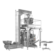 Potato Chips And Vegetable Different Food Pouch Packing Machine