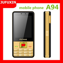 A94 2.8inch GSM 900/1800/Dual sim card dual standby/FM/GPRS /Bluetooth/ multi language/TF low cost touch screen mobile phone