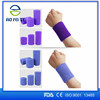 Athletic Cotton Terry Cloth Wristband Wrist Sweatband for Sports