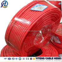 PVC Insulated Electric Heating Cable China supplier