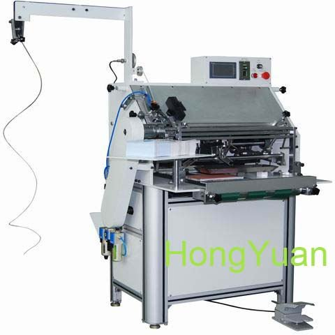 Wholesale Blank Office Stationery single loop wire forming spiral binding machine