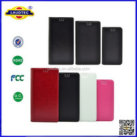 ODM OEM design high quality standard universal smart phone wallet style leather case