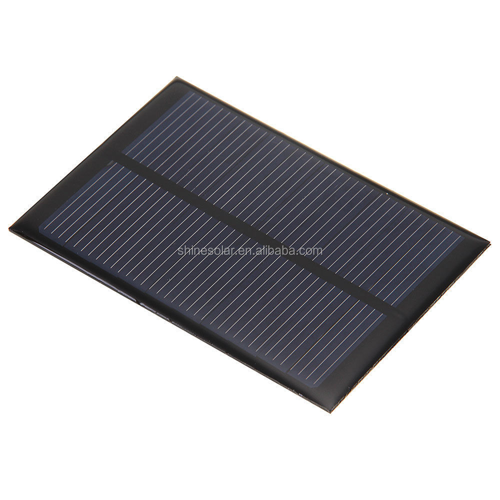 Solar Panel Manufacturers In China Offer Low Price Mini 1W Solar Panel 5V 200mA
