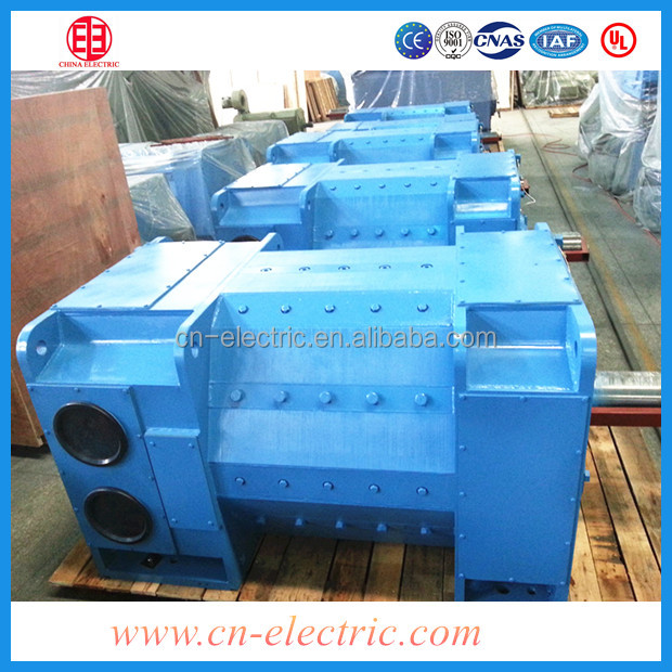 2.2kw~1000kw Magnetic generator DC electric motor