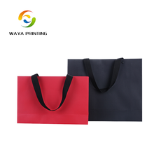 Customized High-end Luxury Shopping Paper Bag For Clothes