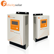Waterproof ip65 ce rohs mppt solar charge controller with cheap price