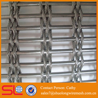 stainless steel fine decorative mesh screen for best serive