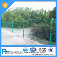Made In Guangzhou Top Sale Powder Coated Garden Used Metal Fence Spears