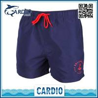 New design surf swimming shorts men knitted swimwear