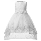 HYC17 New Arrival Flower Girl Dress 2018 First Communion Dresses For Girls bridal gowns wedding dress toddler