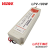 WODE High Quality 100W 12V Waterproof Switching Power Supply Led Driver 220V Ac