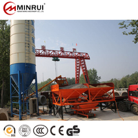 Factory Supplier cost ready mixed plant concrete mixing With Good Service