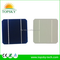 A grade high efficiency 125*125 mono crystalline solar cells for DIY solar panel kit