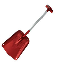 Hot selling long handle snow shovel, aluminum snow shovel