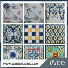 150x150mm hand painted ceramic portuguese tiles and decorative tiles