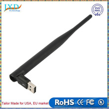 AC600TX MT7610U chip USB WiFi Wireless Adapter Dongle Network LAN Card 802.11n/g/b + Antenna for Mac operating system