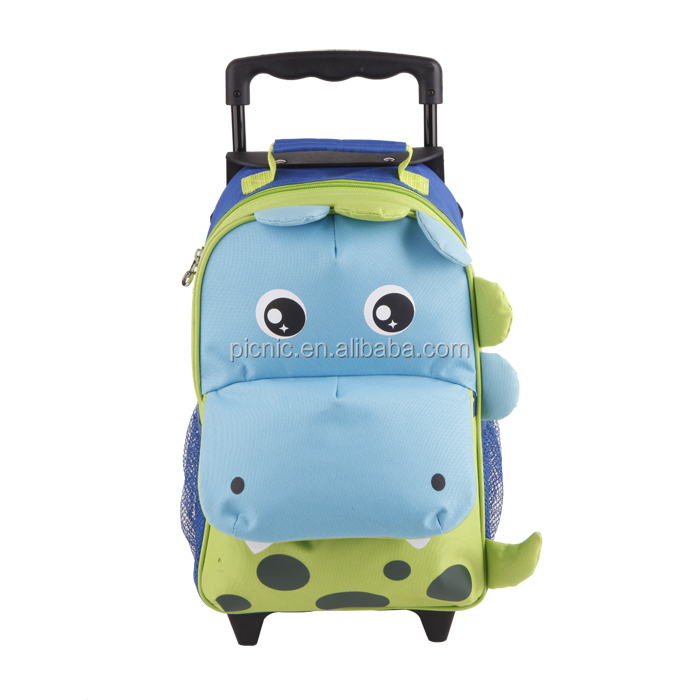 2015 Kids Backpack Bag Kids Trolley School Bag