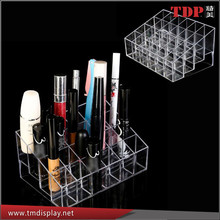 2016 Customize Clear Lip Balm Acrylic Display Manufacturer
