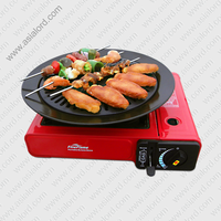 Modern new design hot plate and grill