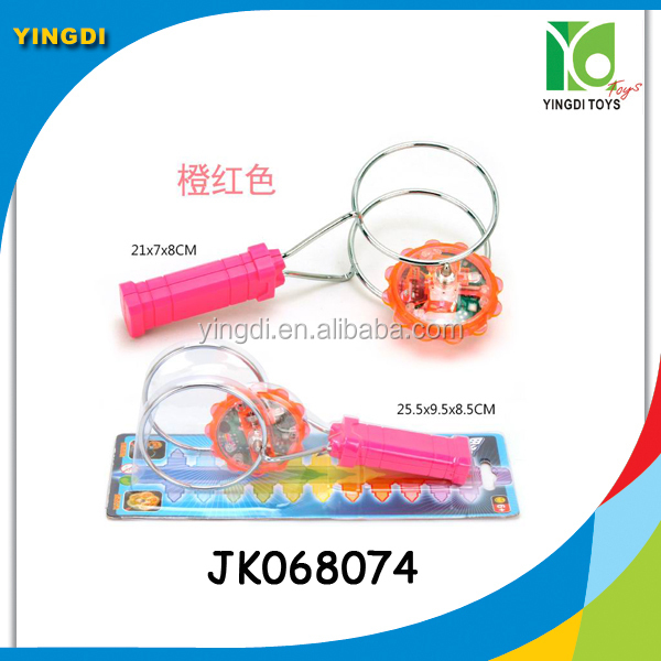 2014 Magnetic Gyro Wheel Flashing Led Yoyo,Spinning Top