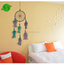 Dream Catcher Supplies Wall Hanging Decoration Feathers Indian Wholesale Dream Catcher