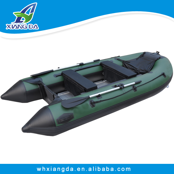 China CE Certificate Manufacturer Small Cheap PVC Inflatable Boat