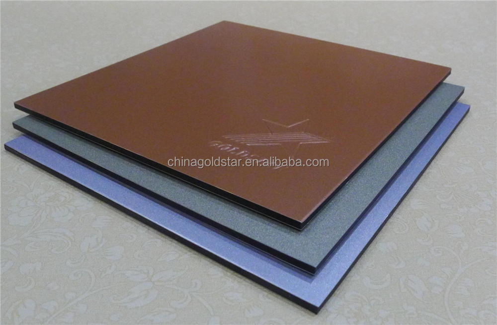 GoldStar Aluminum composite panels
