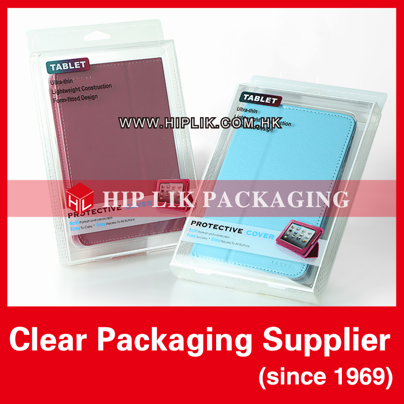 New Plastic Clear Packaging