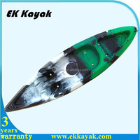 Factory supply cheap kayak single person jet kayak engine equipped