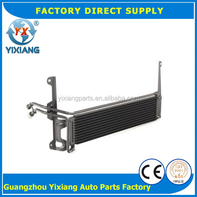 Electric Car 5N0317019C Auto AC Condenser For VW Tiguan Oil Cooler