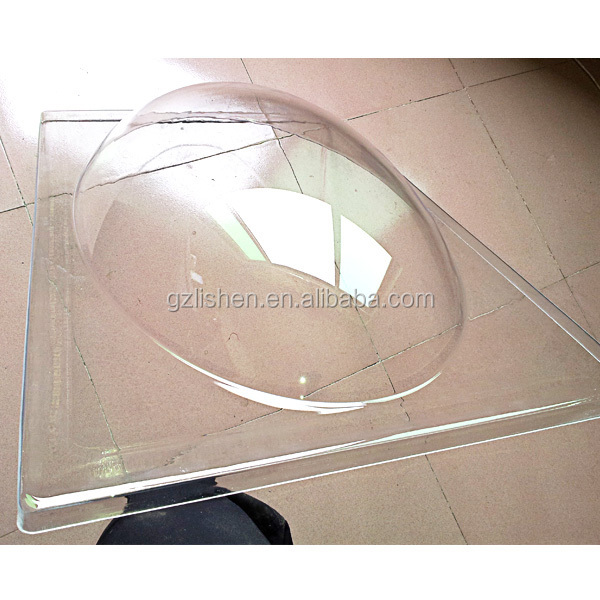 plastic acrylic dome cover, acrylic skylight dome, skylights prices roofing