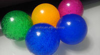 colored bubble plexiglass sphere, colored PMMA crystyal ball
