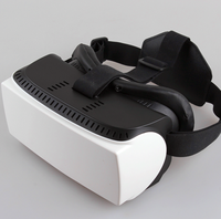 2016 trending wholesale alibaba google virtual reality glasses