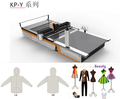 Woven Fabric Auto cloth cutting machine Widely use in the garment industry