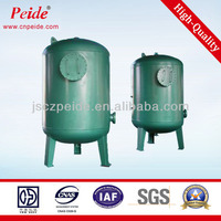 Activated carbon filter for waste oil / water filter / water treatment