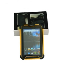 8 inch industrial tablet pc IP67 MSM8953 Octa core Android 7.1 waterproof rugged tablet with 4G LTE, phone function